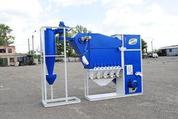 Сепаратор САД-15 для очистки и калибровки зерна от завода АЭРОМЕХ