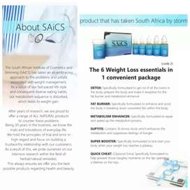 SAiCS - The Solution - Weight Loss Essential Package