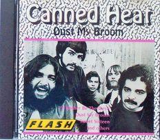 CANNED HEAT - Dust My Broom [CD]