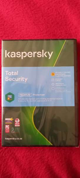Kaspersky Total Security 2020,3 devices + 1free