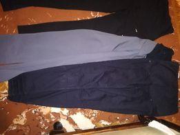 Spodnie ciążowe h&m 5 par