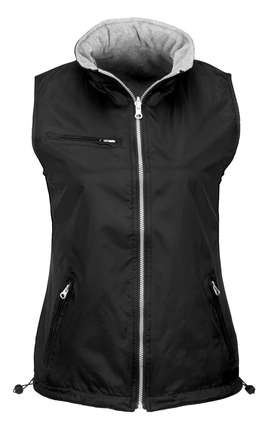 Slazenger - Ladies Fusion Bodywarmer - Black - (Small - 5XL)