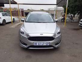 2017 Ford focus EcoBoost 1.0