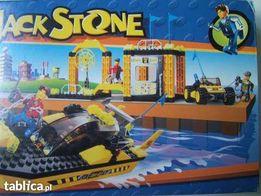 STATEK 4610 LEGO JACK STONE klocki zestaw port auto pościg RSQ PREZENT