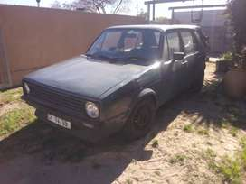 Vw Golf 1600 5 speed for sale