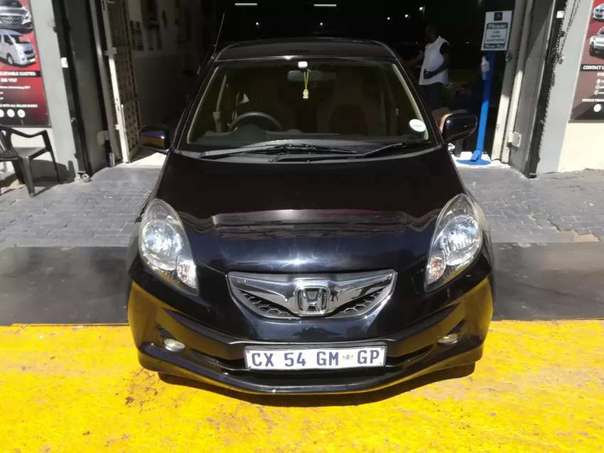 Honda brio for a good price clean with everything good 0