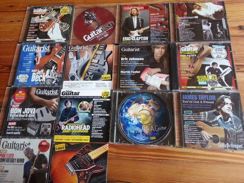 Guitar Learn To Play  Disks 0