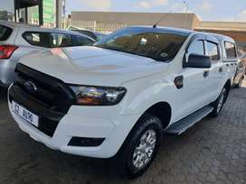 2017 Ford Ranger 2.2 DTCI 6Speed Double Cab Manual