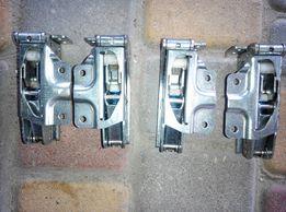 Петли двери встраиваемого холодильника LIEBHERR 7043200 7043202