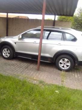 Chevrolet 2007model available for sale.