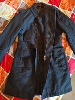 Zara elegancki płaszcz męski