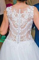 Suknia slubna Antra model Koral + Delaney