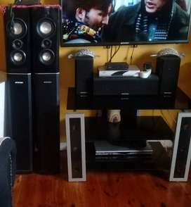 5 Sansui speakers only