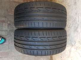 225 40 R18 Bridgestone Run Flat Tyres
