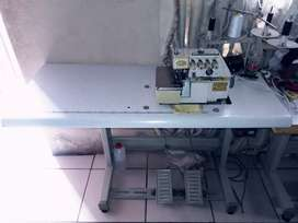 Genuine Juki Overlock 4 Thread with safety stitch