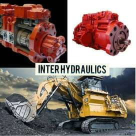 HYDRAULIC PUMPS REPAIRS