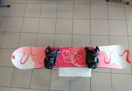 Deska snowboardowa Missy 138 cm