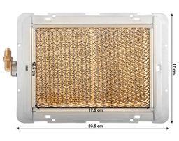 Горелка газовая инфракрасного излучения керамическая Vita GP-2000,Харь