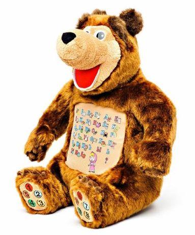 """Развивающая интерактивная мягкая игрушка """"Маша и медведь"""" Сумы - изображение 1"""