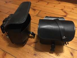 Motorbike Panniers - fits almost any bike - Price just slashed!!!