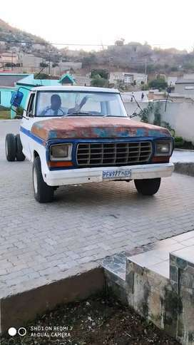 Ford F350 and Ford F250 both for R65000, used condition F350 running