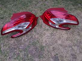 2018 PEUGEOT 208 TAIL LIGHTS FOR SALE