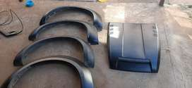 Ford ranger t6 spats