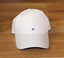 NOWA oryginalna biała czapka tommy hilfiger TH z daszkiem
