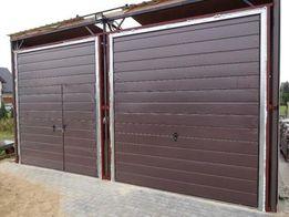 BRAMA garażowa Bramy garażowe na wymiar Dostawa i Montaż PRODUCENT