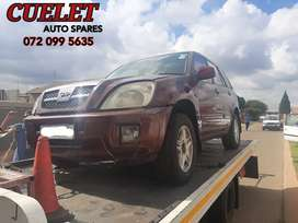 Chery Tiggo Stripping For Parts