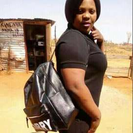 Sweet and experienced Lesotho nanny,maid,cleaner needs live in work