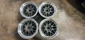 17 INCH BBS RIMS FOR SALE