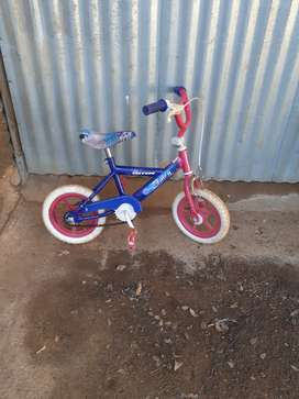 Kiddies bicycle
