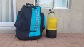 Like new cressi diving gear