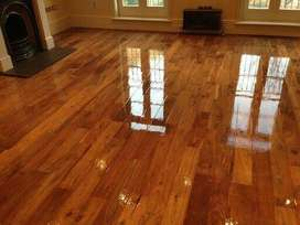 WOODEN FLOOR REFINISHING
