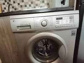 LG front loader washing machine