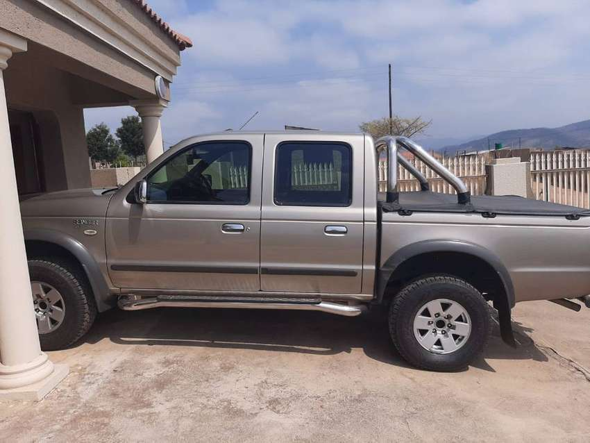 Double cab Ford bakkie 0