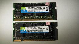 оперативная память для ноубука DDR2 SO DIMM 2гб gb 800мгц новая