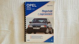 Sam naprawiam Opel astra