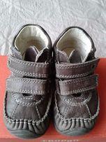 ботиночки демисезонные кожаные Froddo стелька 13 см