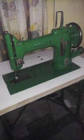 ADLER HEAVY DUTY LEATHER SEWING MACHINE