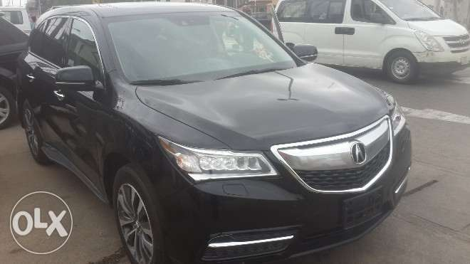Clean 2015 Acura MDX buy and Drive.Directly imported from the USA.All 0