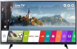 Продам телевизор LG 43UJ62! Новый!