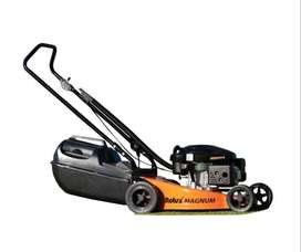 Rolux Magnum Loncin 196cc 4 Stroke Push Mower petrol 480mm steel chass