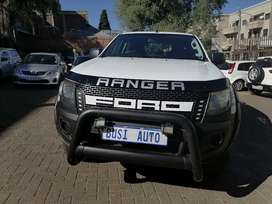 Ford Ranger Double Cab 2.2 6speed