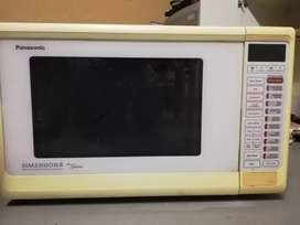 Panasonic Genius 4 Convection microwave