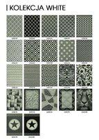 DYWAN biało-czarny, nowoczesne wzory, różne rozmiary, SUPER CENA!