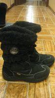 Детские зимние сапоги Primigi с системой Gore- Tex