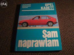 Sam Naprawiam Samochód Opel Kadett D Unikat Nowa Książka !!!