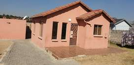 2 bedroom bath with Separate toilet. Fitted kitchen. Prepaid elec